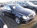 Mercedes-Benz E280 CDi W211 (8078371939).jpg