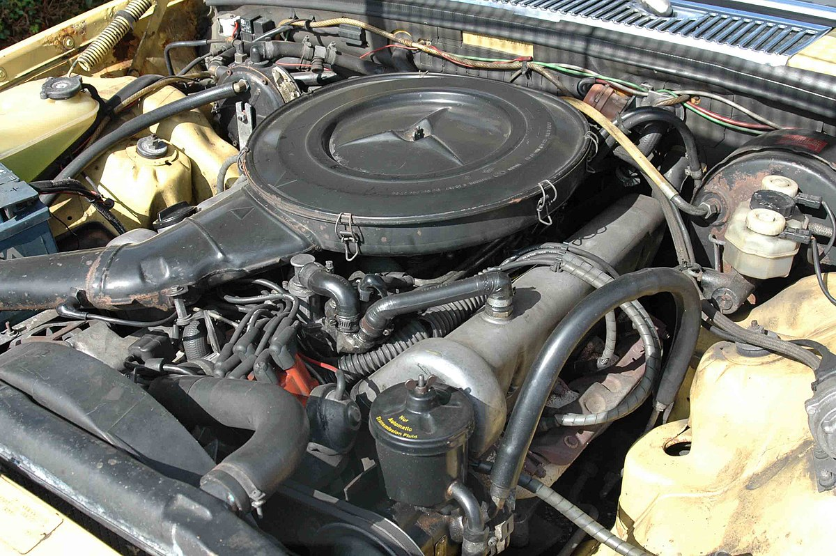 Mercedes benz m116 m117 wikipedia for Engine for mercedes benz