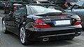 Mercedes SL 500 (R230) II. Facelift rear 20100710.jpg