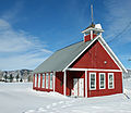 Mesa Schoolhouse in Steamboat Springs Colorado.JPG