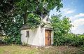 Miłoszyce Cmentarz 1830r - Kaplica neobarokowa 2.jpg