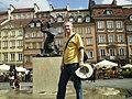 Michael Devitt, Warsaw, 2008.JPG