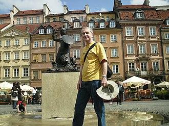 Michael Devitt - Devitt in Warsaw, 2008
