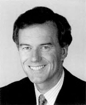 Michael Huffington - Image: Michael Huffington 1993 congressional photo