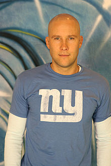 Michael Rosenbaum at the BE Blow Out.jpg