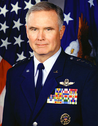 Chief of Staff of the United States Air Force - Image: Michael Ryan, official military photo