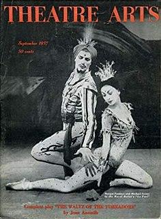 Michael Somes British ballet dancer