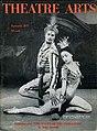 Michael Somes and Margot Fonteyn, Theatre Arts Magazine September 1957 part 2.jpg