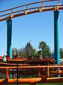 Michigan's Adventure Corkscrew with Shivering Timbers in background (4984664471).jpg