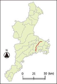 Mie Prefectural route 22 Ise-Nanto Line.png