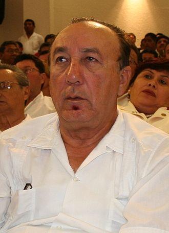 Governor of Quintana Roo - Image: Miguel Borge Martin