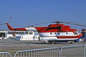 Mil Mi-14 - Mi-14BT at Aerotec International
