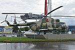 Mil Mi-8T '70 yellow' (38886162952).jpg