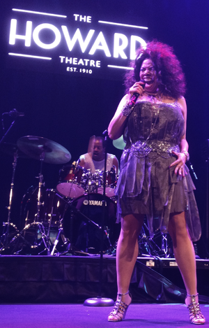Millie Jackson - Jackson performing at the Howard Theatre in 2012