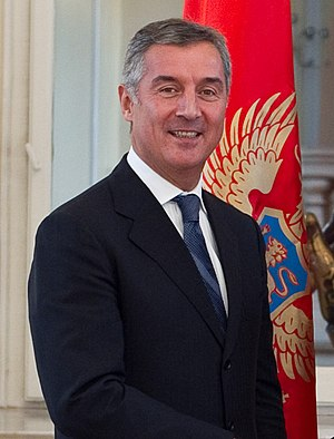 Milo Đukanović - Image: Milo Đukanović in 2010