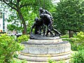 Mitchel Square World War I memorial.jpg