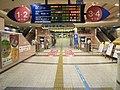 Miyazaki Station ticket gates.jpg