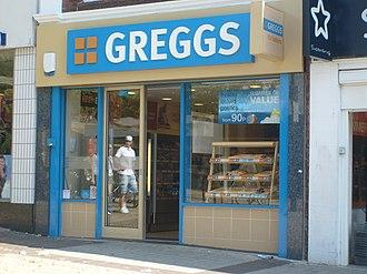 Greggs - Greggs, Waterlooville (2008)