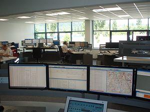 Computer-aided dispatch - Ambulance dispatch center in Austria.