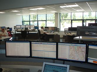 Computer-aided dispatch - Ambulance dispatch center in Austria.