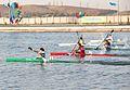 Mohammad Abubakar Durrani in Asian Canoe Sprint Championship Samarqand 2013.jpg