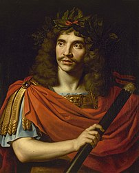 Molière is the most played author in the Coméd...