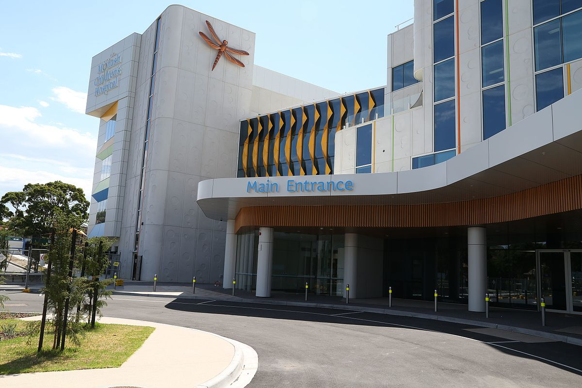 Monash Children's Hospital - Wikipedia