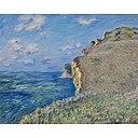 Monet - La Falaise à Fécamp, 1881.jpg
