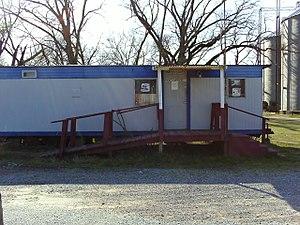 Money, Mississippi - Image: Money MS Post Office