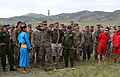 Mongolian Armed Forces share culture during KQ14 140627-M-UY849-217.jpg