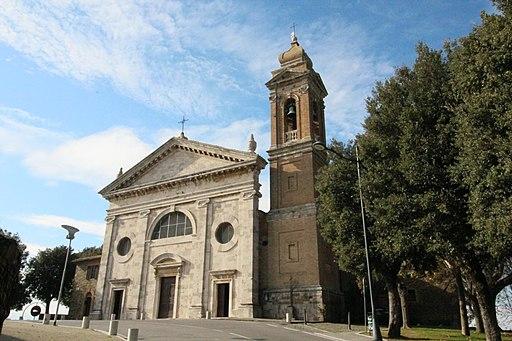 Il Santuario di Santa Maria del Soccorsoi