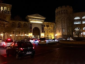 Montecasino - The Main Entrance of Montecasino in 2016
