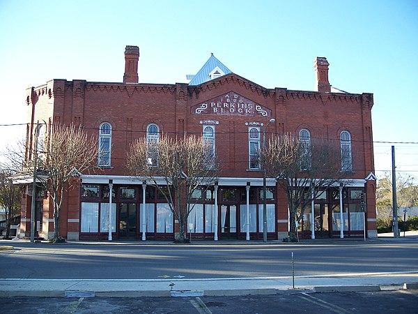 Monticello (FL) United States  City new picture : ... as the monticello opera house is a historic theatre in monticello