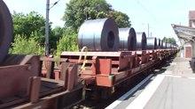 File:Montigny-en-Ostrevant - Train traversant la gare (A).ogv
