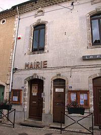 Montpeyroux (Hérault, Fr) mairie.JPG