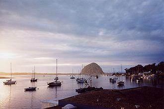 San Luis Obispo County, California - Morro Bay Docks