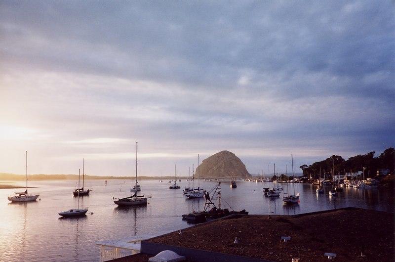 Morro Bay Docks