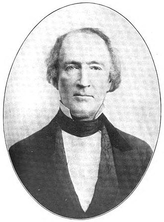 Provisional Government of Oregon - Morton M. McCarver, Speaker in 1844 and 1845