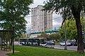 Moscow trolleybus 3681 2019-08 ulitsa Svobody .jpg