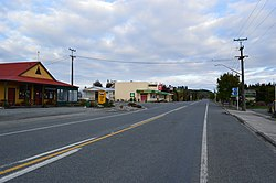 State Highway 94, the main street of Mossburn