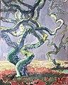 Mossy Oaks, painting by Lizza Littlewort.jpg