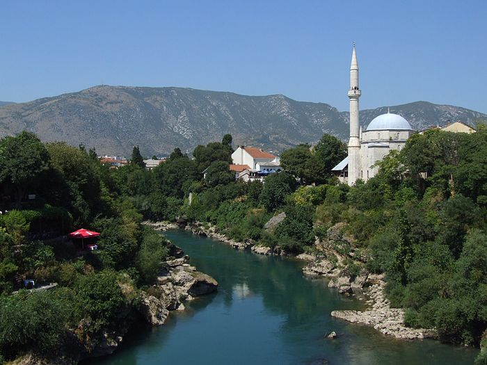 A photo of Bosnia and Herzegovina