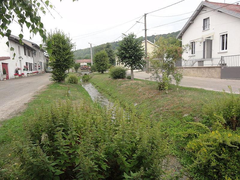 Moulainville (Meuse) Rue Basse (ouest)