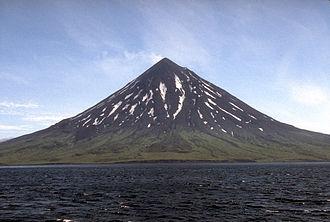 Mount Cleveland (Alaska) - Image: Mount Cleveland