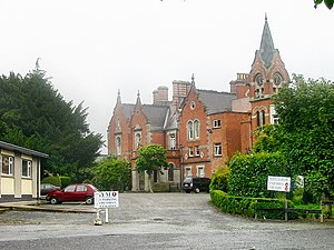Timeline of U2 - Mount Temple Comprehensive School where Larry Mullen Jr. posted a notice looking for musicians to form a band.