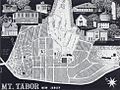 Mount Tabor map, 1917.JPG
