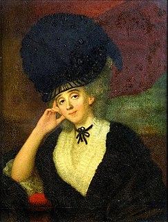 Eliza Draper British writer