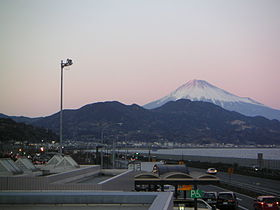 Mt.Fuji seen from Yui PA.jpg