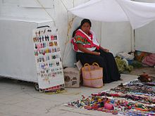 2017 Redes controlan a vendedoras en zonas turísticas, dice antropólogo