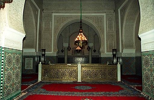 Mulai Ismail tomb (js)